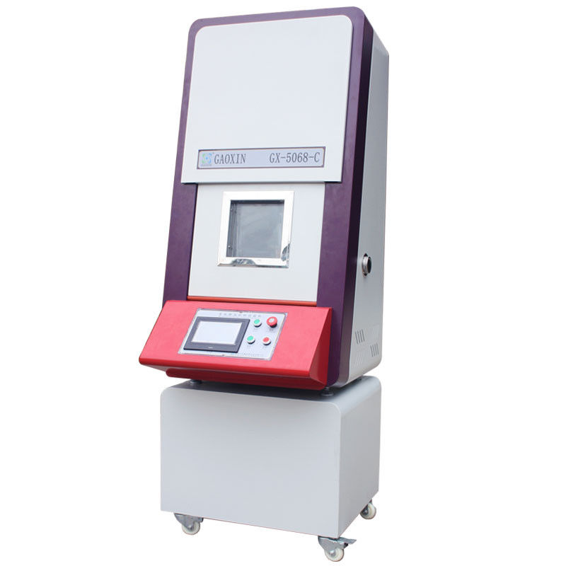 PLC Control Battery Nail Penetration Testing Machine / Battery Nail Penetration Tester