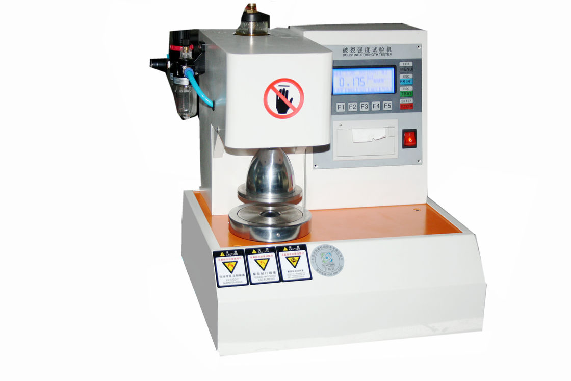 Full Automatic Paper Board Burst Strength Testing Machine with Data Processing Function