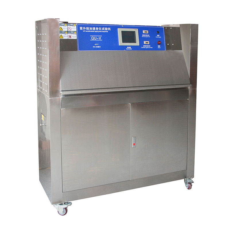 UV Weathering Aging Test Chamber for Electronic Plastic Rubber materials