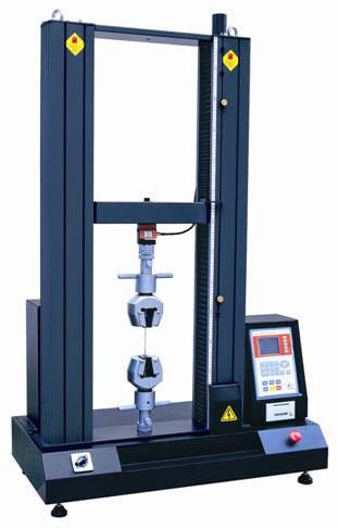 Microcomputer Double Column Tensile Strength Equipment for Plastic Industry